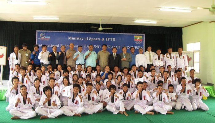 Ministry of Sports & IFTD